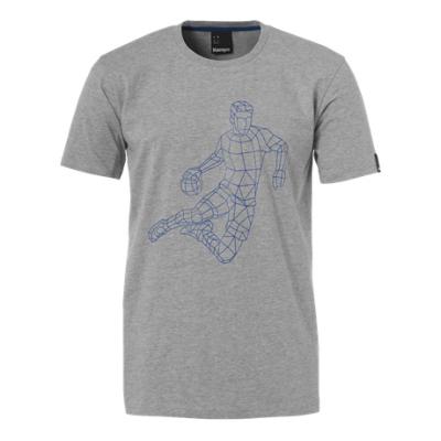 ケンパ ポリゴン プレーヤー Tシャツ 2色展開 2017