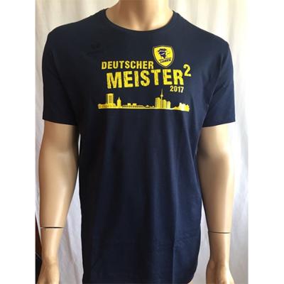 ラインネッカーレーヴェン Deutscher Meister2 Tシャツ 2017